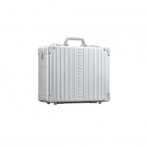 Aluminum Case with handle laptop style